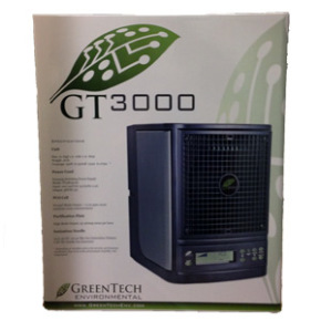 gt 3000 air purifier how to clean